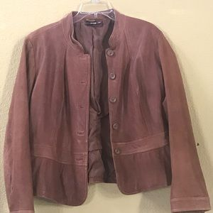 A.N.A. Leather jacket